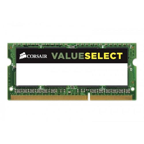 CORSAIR Memory Notebook 4GB DDR3 PC-12800 [CMSO4GX3M1A1600C11] - Memory So-Dimm Ddr3